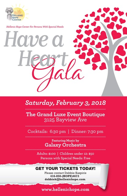 Have A Heart Fundraising Gala